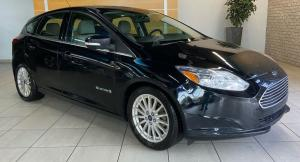 Ford Focus BEV 2018 batt. 33.5kwh, chargeur 6.6 Kwh,Chargeur 400v combo, GPS  $ 17939