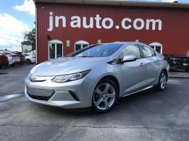 Chevrolet Volt  2018 LT, Cam Recul, sièges chauffants et volant chauffant. Électrique-Essence $ 23939