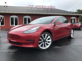 Tesla Model 3 LR AWD 2019 Premium, AP, 19 po.  $ 59439