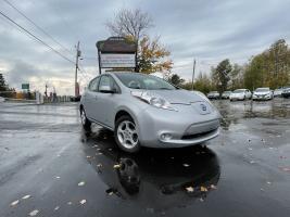 Nissan Leaf 2015 SV GPS 6.6 kw, Recharge 110v/220v et chademo 400v  $ 13939