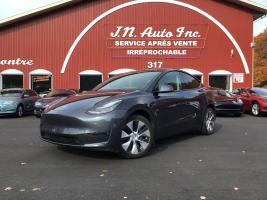 Tesla Model Y LR 2021 AWD Premium , Auto-Pilot, 0-100 km/h 5 sec , *Prix valide avec échange électrique et financement* $ 80439