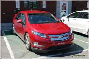 Chevrolet Volt  2014 Cuir, Électrique + Essence, 1 proprio $ 22935