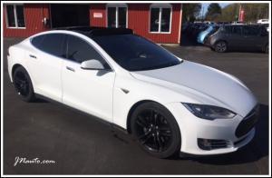 Tesla Model S 2015 70D AWD, Toit ouvrant panoramique,Cuir, GPS ... $ 78936