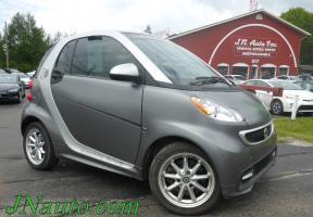 Smart Fortwo 2014 Electric drive, recharge sur 110 et 240 volt $ 9935