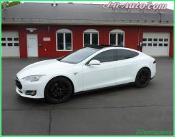 Tesla Model S 2015 70D AWD, Toit ouvrant panoramique,Cuir, GPS ... $ 78936
