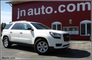 GMC Acadia 2015 SLE-1 AWD,8 passagers! $ 28435
