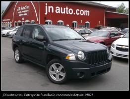 Jeep Compass 2007 FWD $ 5934