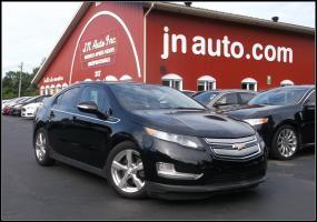 Chevrolet Volt 2012 Électrique + Essence,Cuir, GPS,Cam Recul *En Transit, photo original a venir ! $ 18434