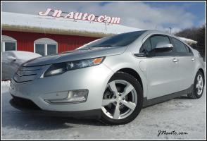 Chevrolet Volt   2012 Électrique + Essence $ 15835