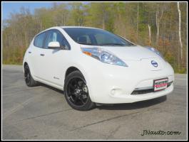Nissan Leaf  2014 S+ 6.6 kw, **EN TRANSIT** Recharge 110v,220v et chademo 400v $ 16935