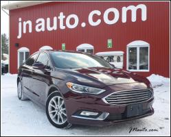 Ford Fusion 2017 Energi SE Luxury,Hybride Branchable (Electrique-Essence), Cuir $ 24935