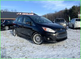 Ford C-Max Energi 2016 SEL, hybride branchable 1 seul propriétaire! $  13938