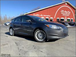 Ford Focus BEV 2017 Batt. 33.5kwh, chargeur 6.6 Kwh,Chargeur 400v combo, GPS et Cuir! $  16439